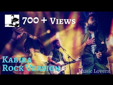Kabira ll Rock Version ll Arijit Singh ll Music Loverz