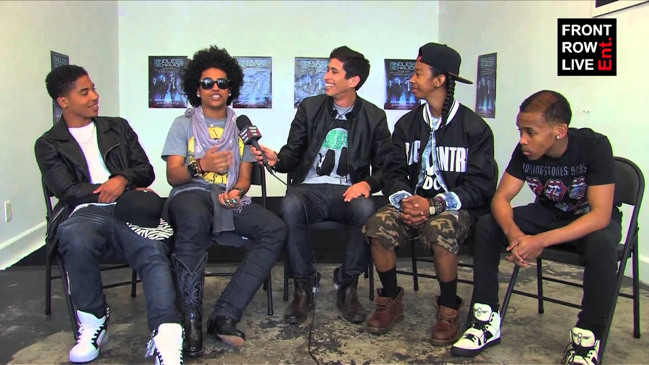 mindless behavior all around the world w robertherrera