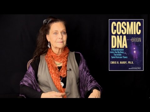 The Infinite Spiral Staircase, Part Three: Cosmic DNA at the Origin, with Chris H. Hardy