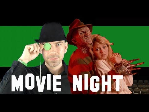 A Nightmare on Elm Street 4: The Dream Master - Movie Night