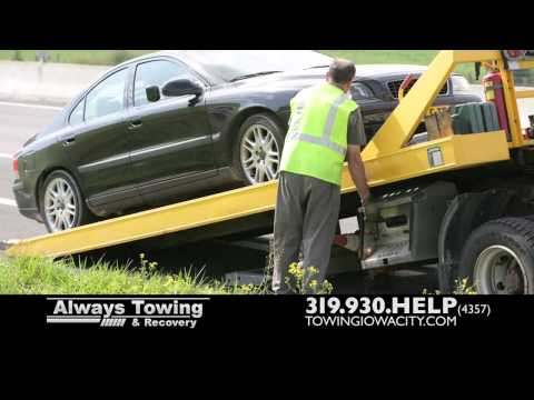 Always Towing & Recovery Inc, North Liberty, Iowa