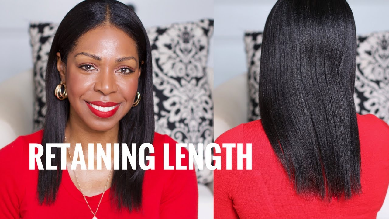 How To Retain Length & Grow Thick, Strong, Healthy Hair | Style Domination