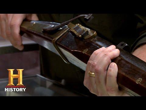Pawn Stars: Antique Matchlock Rifle   History
