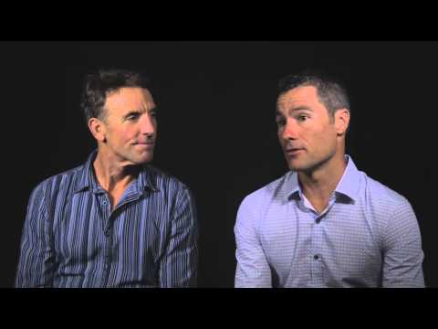 A night with Craig Alexander and Dave Scott - Part 1