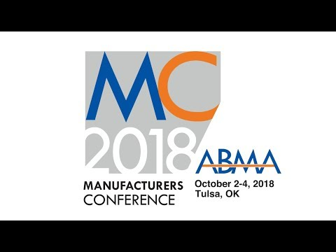 ABMA 2018 Manufacturers Conference - Special Invite from Tul