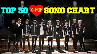 K-POP SONG CHART [TOP 50] SEPTEMBER 2015 [WEEK 2]