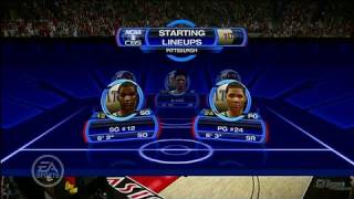 NCAA Basketball 10 Xbox 360 Video - CBS Broadcast