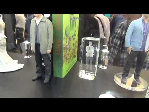 3D на выставке в Китае Hi-Tech Fair