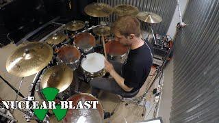 BASTIAN THUSGAARD [SOILWORK] – Death Diviner (OFFICIAL DRUM PLAYTHROUGH)