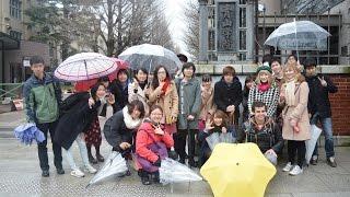 青山学院大学ツアーを行いました!! ご協力していただいた【ISI日本語...