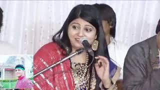 Geeta chisti  gazal chandwe 2019(tabrez antule pc 9975471176)