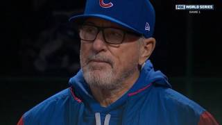 MLB WS 2016 10 25 Chicago Cubs@Cleveland IndiansGame1 720P