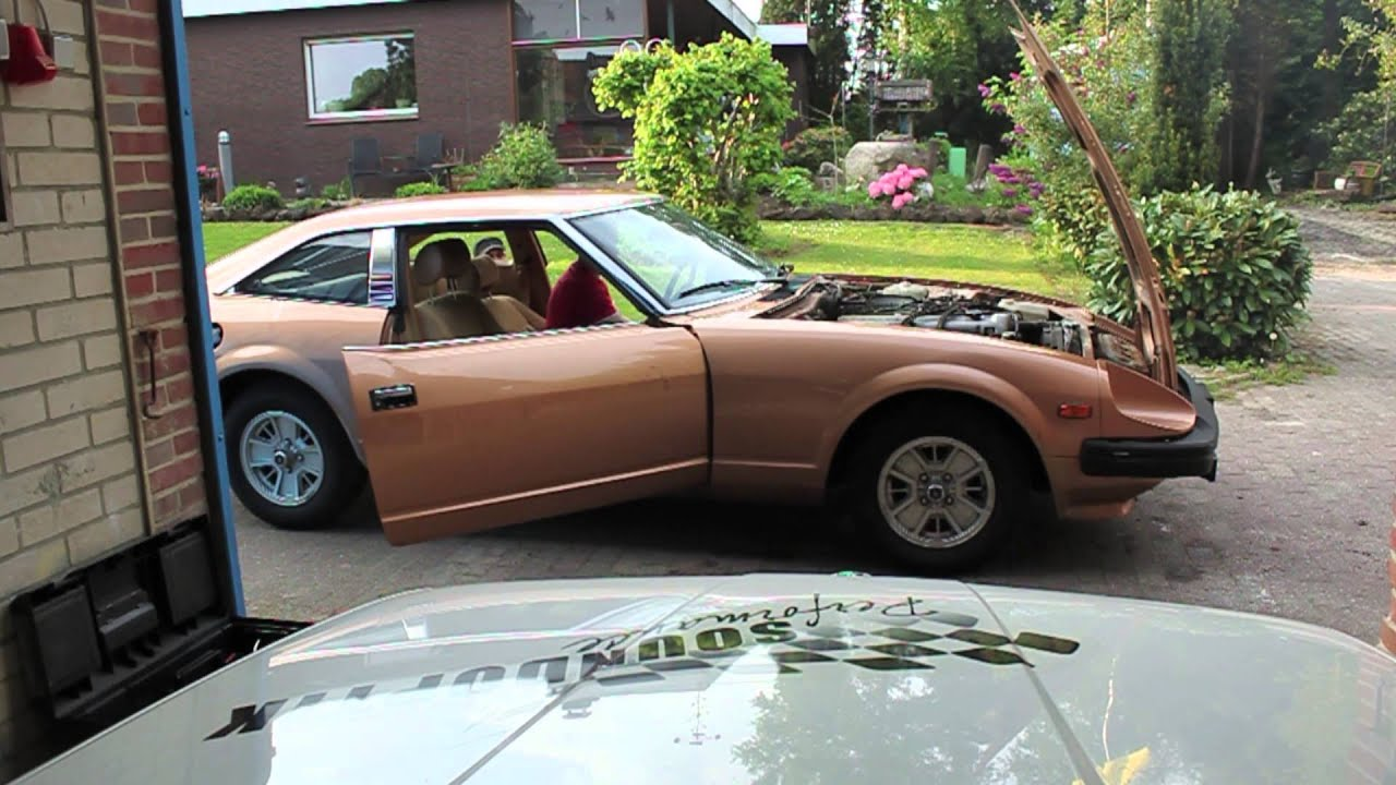 nissan datsun 280zx first start after ten years youtube