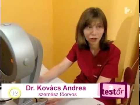 Lézeres szemműtét segített Novák Heni látásjavításában