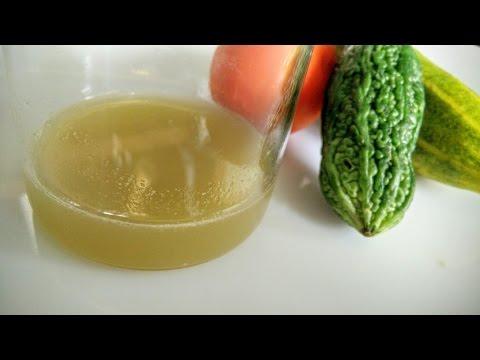 Diabetic Juice Recipe | Diabetic Home Remedies By Healthy Kadai