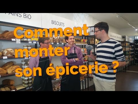 94 - Comment monter son épicerie : l'interview de La Bonne Epicerie, Marseille