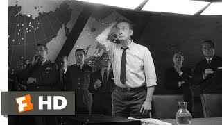Dr. Strangelove (6/8) Movie CLIP - No Point in Getting Hysterical (1964) HD