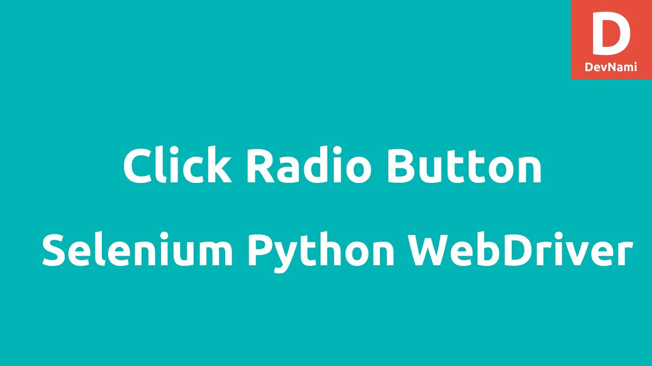 Script To Click A Button On A Webpage Python