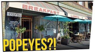 Restaurant Caught Re-Selling Popeye's Chicken ft. Tim DeLaGhetto & DavidSoComedy