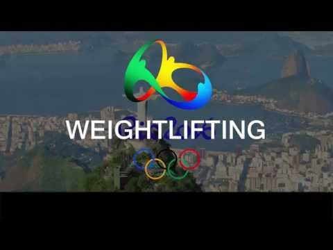 Weightlifting  - Olympic sprorts - Rio 2016 - Wiki Videos by Kinedio