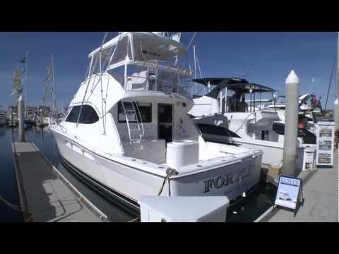 47' Riviera Convertible for sale by Kusler Yachts