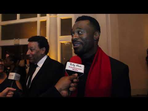 Chat w Lyriq Bent on induction of Viola Desmond into the  2017 CWOF