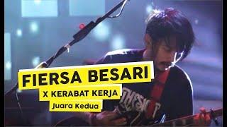 [HD] Fiersa Besari x Kerabat Kerja - Juara Kedua  (Live at MANFEST UAD Yogyakarta)
