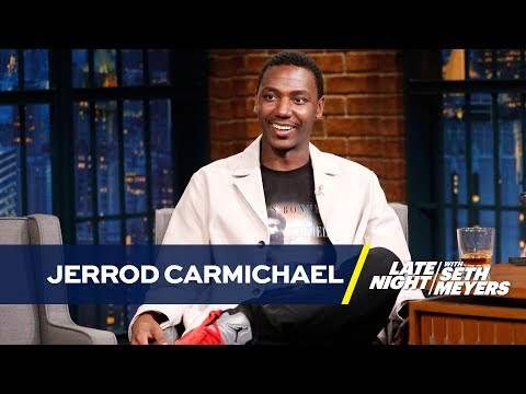 Jerrod Carmichael and Seth Imagine a Day in the Life of Sean Spicer
