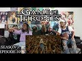 Game of Thrones Season 3 Episode 10 Finale Reaction/Review