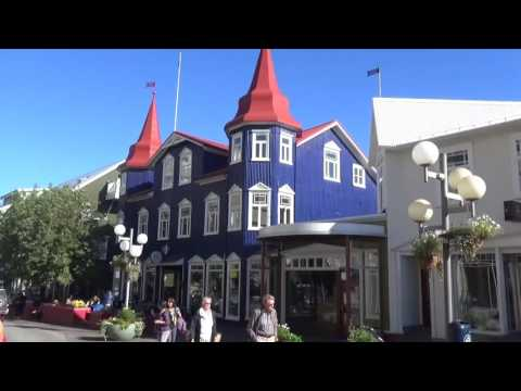 Cruise Port Akureyri HD