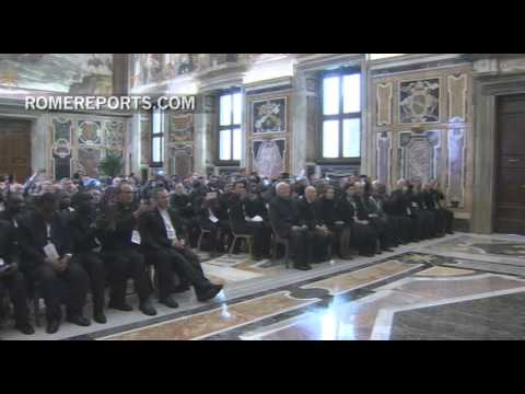 Radio Maria meets with Pope Francis in the Vatican