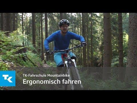 TK-Fahrschule Mountainbike - Ergonomisch Fahren