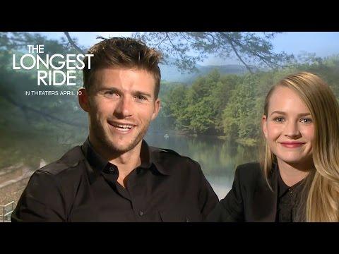 The Longest Ride | Film Q&A With Scott Eastwood & Britt Robertson [HD] | 20th Century FOX