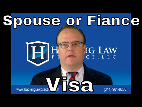 Spouse visa or fiance visa - which is better? - Hacking Law Practice