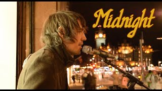 David William - Midnight (Live - Princes Street - 21st October 2019)