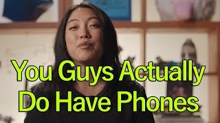 Riot Games Mocking Blizzard: You Guys Actually Do Have Phones