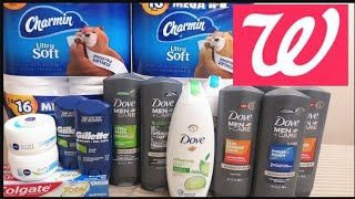 Spend $20 earn $5 || Stacking Deals & Perks || WALGREENS COUPONING