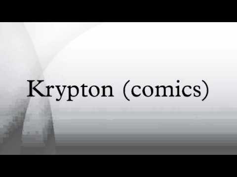 Krypton (comics)