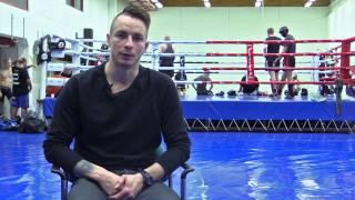 Joni Salovaara Plans on Finishing Niklas Backstrom