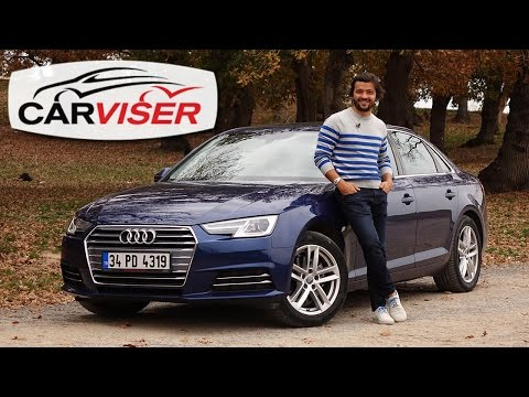 Audi A4 1.4 TFSI Stronic Test Sürüşü - Review (English subtitled)