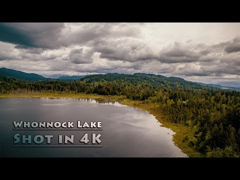 DJI Phantom 3 - Whonnock Lake, Maple Ridge BC - 4K