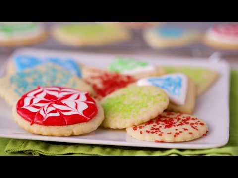 Classic Sugar Cookies | Betty Crocker Recipe