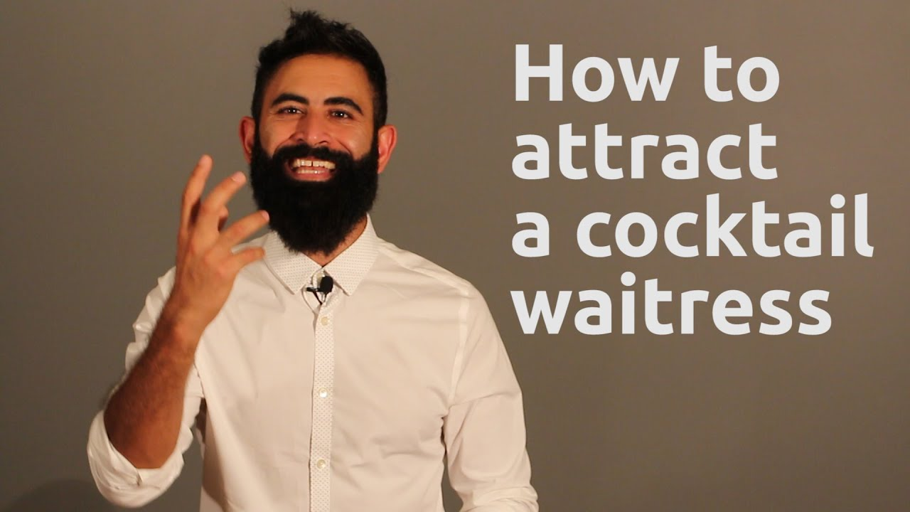Attract a Cocktail Waitress through Fashion & Style #DocFashion ...