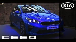 European Unveil | All-new Ceed | Kia