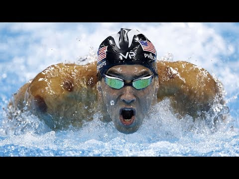 Michael Phelps Wins Gold in Men's Swimming 200M Butterfly | Rio 2016 | CBC Sports