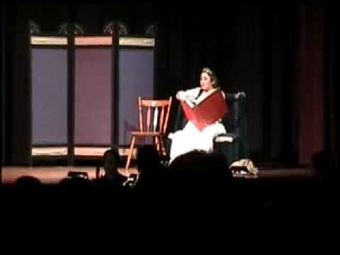 Happily Ever After - Once Upon a Mattress 2009 - YouTube
