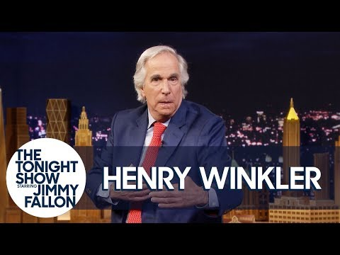 Hurley - Henry Winkler Just Tweeted About the Shady Maple