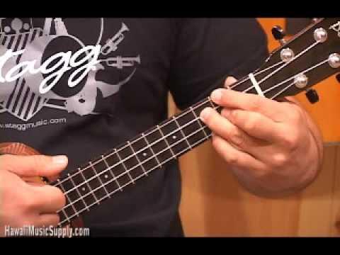 Advanced Ukulele Chord Progression, Hawaii Music Supply
