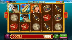 SUPER CASINO WIN ❖ 340x bet ❖ Slot machine from Belatra - SEADOGS STORY