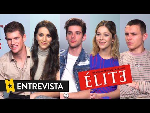 ÉLITE | TEMPORADA 3 con Miguel Bernardeau, Álvaro Rico, Arón Piper, Georgina Amorós y Claudia Salas